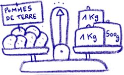 Mesurer des masses - illustration 11