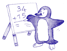Poser et effectuer une addition avec retenue - illustration 5
