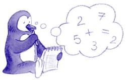 Poser et effectuer une addition sans retenue - illustration 2