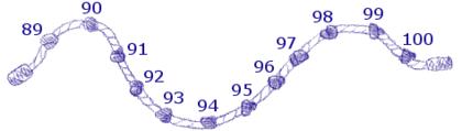 Ranger des nombres inférieurs à 100 - illustration 1