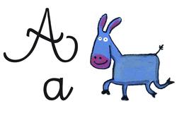 Reconnaître les lettres de l'alphabet et maîtriser l'ordre alphabétique - illustration 1