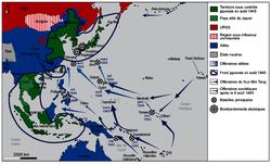 Les défaites japonaises, 1942-1945