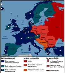Dissertation histoire l39europe dans la guerre froide