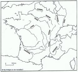 Les cours d'eau français - illustration 2