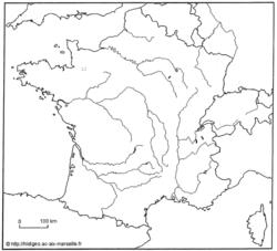 Les cours d'eau français - illustration 1