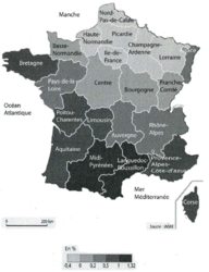 Les mobilités de la population Française - illustration 1