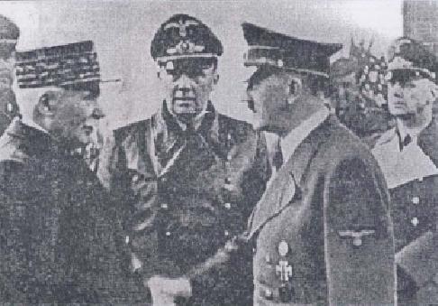 Le régime de Vichy - illustration 1