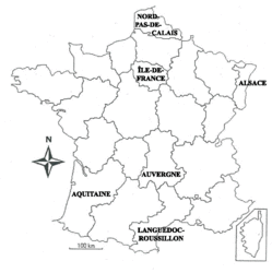 Régions de France - illustration 2