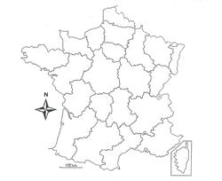 Régions de France - illustration 1