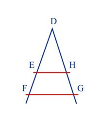 Appliquer le théorème de Thalès - illustration 2