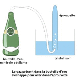 Extraction du gaz dissous dans les boissons gazeuses - illustration 1
