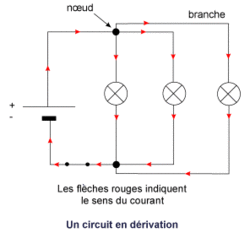 Réaliser un circuit en série ou en dérivation - illustration 2