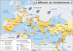 La diffusion du christianisme - illustration 1