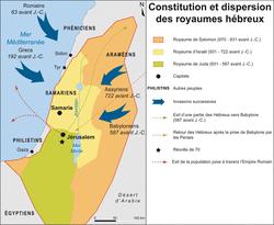 Les Hébreux au 1er millénaire av. J.-C. - illustration 1