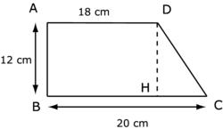 Résoudre un problème d'aires - illustration 2
