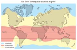 L'influence du climat sur l'environnement - illustration 1