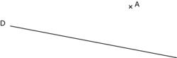 Tracer des droites perpendiculaires ou parallèles - illustration 8