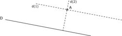 Tracer des droites perpendiculaires ou parallèles - illustration 9