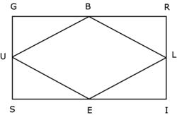 Reconnaître et construire des quadrilatères particuliers - illustration 8