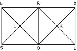 Reconnaître et construire des quadrilatères particuliers - illustration 14