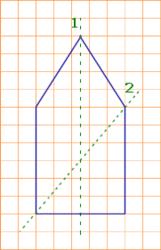 Construire le symétrique d'une figure par rapport à une droite - illustration 6