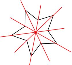 Construire le symétrique d'une figure par rapport à une droite - illustration 5