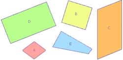 Reconnaître et classer des polygones - illustration 10