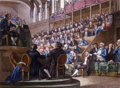 Le procès de Louis XVI en décembre 1792 - illustration 1