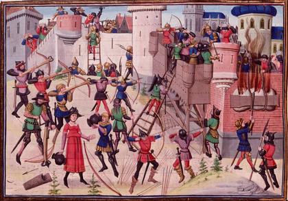 Siège de Jérusalem par les chrétiens - illustration 1