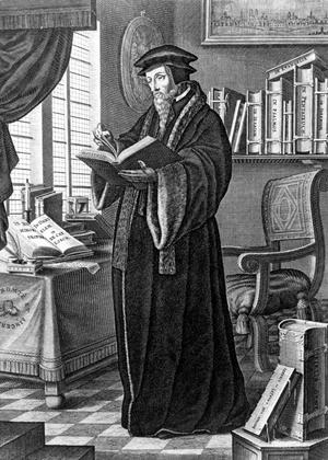 Jean Calvin (gravure) - illustration 1