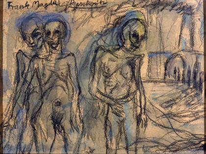 « Auschwitz » (dessin) - illustration 1