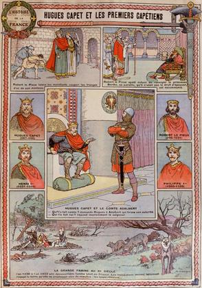Hugues Capet et les premiers Capétiens - illustration 1