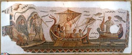 Ulysse et les sirènes - illustration 1