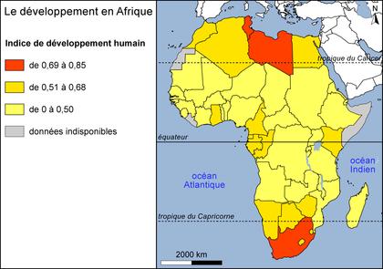 Le développement en Afrique - illustration 1