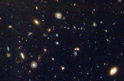 Galaxies vues par Hubble