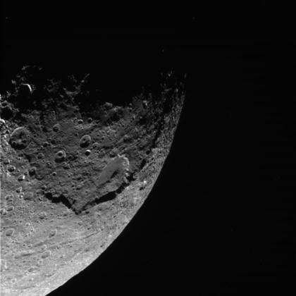 Japet, satellite de Saturne