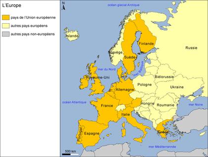 L'Europe - illustration 1