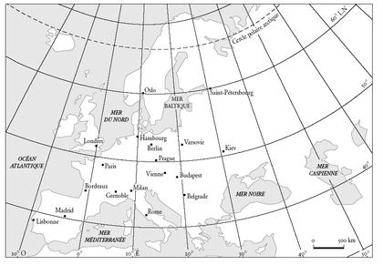 Les limites de l'Europe - illustration 1