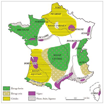La France agricole - illustration 1