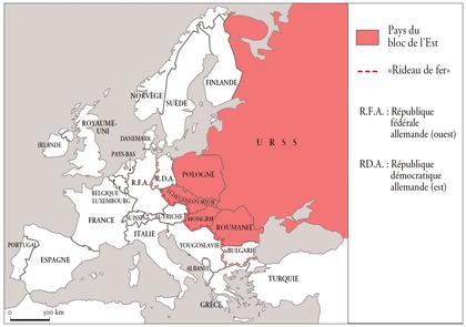 L'Europe de l'après-guerre - illustration 1