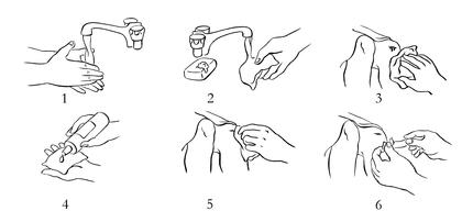 Que faire en cas de blessure légère ? - illustration 1