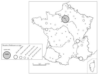 Les grandes villes françaises - illustration 1