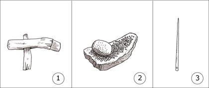 Les outils à l'âge de la pierre polie - illustration 1