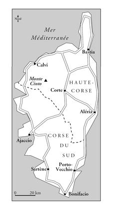 Les principales villes de Corse - illustration 1