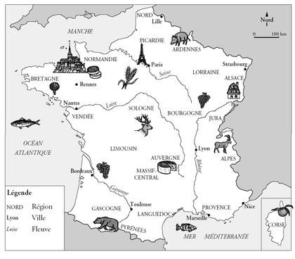 Les spécialités et curiosités françaises - illustration 1