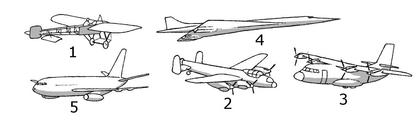 Les avions - illustration 1