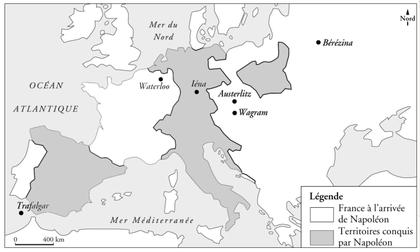 Les victoires et les défaites de Napoléon - illustration 1