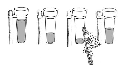 La mesure des précipitations - illustration 1