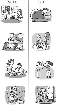 Quelques règles simples pour être en bonne santé (2) - illustration 1