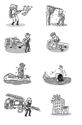 Les missions des sapeurs-pompiers - illustration 1
